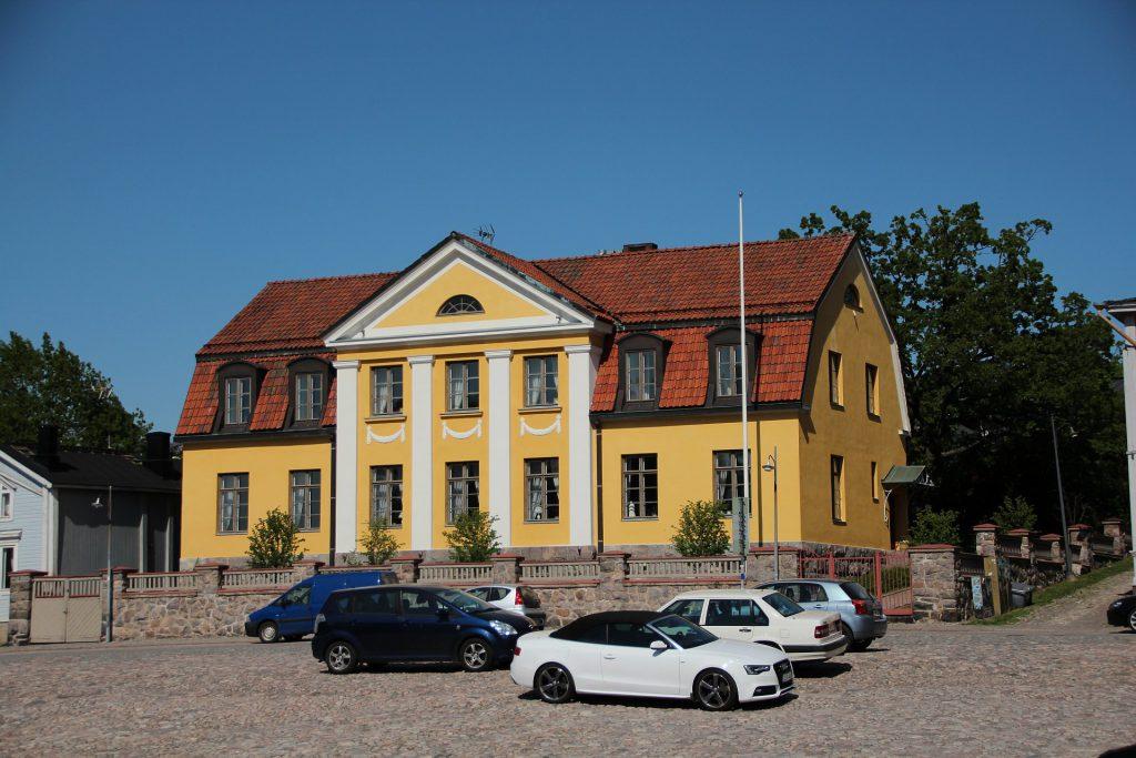 Biskopsgården i Borgå